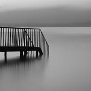 Pier Print by Talip Kaya