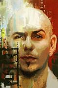 Pitbull Print by Corporate Art Task Force