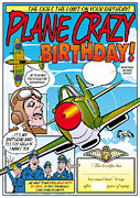 Diploma Originals - Plane Crazy by Ray Simpson