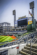 Pittsburgh Pirates Originals - Pnc Park by Chris Smith