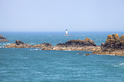 άγια Ελπίς Prints - Pointe du Grouin - Brittany Print by Joana Kruse