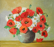 Tancau Emanuel - Poppies And Daisies