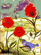 Jan Steadman-Jackson - Poppies
