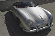 Curt Johnson - Porsche 356 Speedster in...