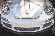Gt3 Prints - Porsche 911 GT3 RS 4.0 Print by Rich Franco