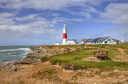 Portland Framed Prints - Portland Bill Framed Print by Joana Kruse