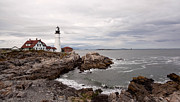 Jack Nevitt - Portland Lighthouse Wide...