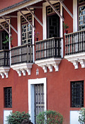 Balusters Photos - Portuguese Colonial Secular Architecture-Houses of Goa. by La di  Kirn