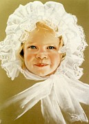 Of Color Pastels Posters - Private Commission Poster by Sally Buffington