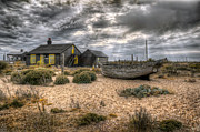Lovers Of The Sun Metal Prints - Prospect Cottage Metal Print by Jason Green