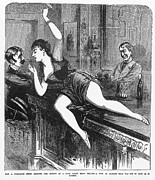 Prostitution Art - PROSTITUTION, c1880 by Granger