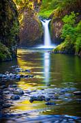 Inge Johnsson - Punchbowl Falls