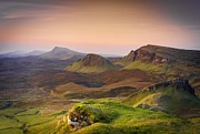 Www Framed Prints - Quiraing Sunrise Framed Print by Maciej Markiewicz