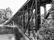 Sherman Perry - Railroad Bridge