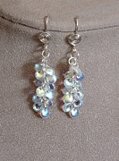 Daytime Jewelry - Rain Drops by Jan  Brieger-Scranton