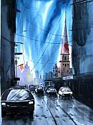 Vikas Yadav - Rainy City