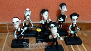 Featured Sculptures - Rammstein by Alexander Reyes
