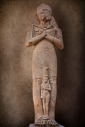 Ancient Ruins Prints - Ramses II Print by Erik Brede