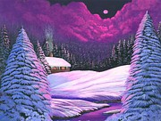 Cyndi Kingsley - Raspberry Snow