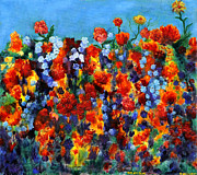 Regina Valluzzi - Red and Blue