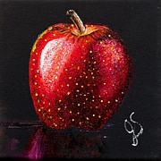 Joyce Sherwin - Red Apple