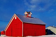 Daniel Thompson - Red  Barn