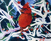 Julie Todd-Cundiff - Red Bird