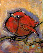 Paula Anderson - Red Bird