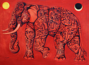 Kitsana Tasing - Red Elephant