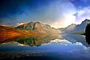 Marty Koch - Reflections On Lake McDonald