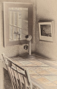 Antique Telephone Photos - Reflections by Susan Candelario