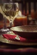 Mythja  Photography - Restaurant autumn place setting