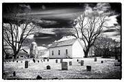 Old Home Place Framed Prints - Resting Place Framed Print by John Rizzuto