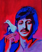 Starkey Posters - Ringo Starr Poster by Shirl Theis