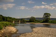 John Collier Framed Prints - River Lune Framed Print by John Collier