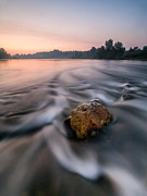 Long Exposure Art - River of dreams by Davorin Mance