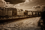James Bethanis - River Seine Paris