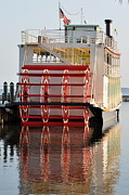 AnnaJo Vahle - Riverboat reflections