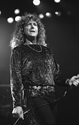 Led Zeppelin Prints - Robert Plant Print by Front Row  Photographs