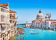 Accademia Prints - Romantic Venice Print by JR Photography