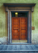H Scott Cushing - Rome Door