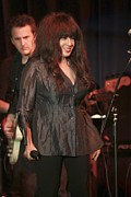 Concert Photos Art - Ronnie Spector by Front Row  Photographs