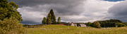 Grey Clouds Photo Originals - Rural idyll by Sergey Simanovsky