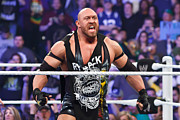 Wrestling Photos - Ryback