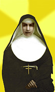 Francis Prints - Saint Marianne Cope Print by James Temple