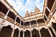 Castilla Prints - Salamanca Print by JR Photography