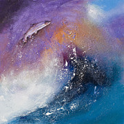 Neil McBride - Salmon Leap