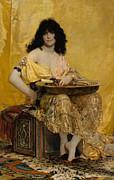 Famous Artists - Salome by Henri Regnault