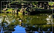 Japanese Village Prints - San Francisco Golden Gate Park Japanese Tea Garden 10 Print by Robert Santuci