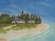 John Edebohls - Sanibel Lighthouse